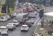 Lavagem do Bonfim deixa trânsito lento em Salvador | Foto: Divulgação | Transalvador