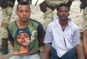 OAB-BA divulga nota de repúdio a vídeo com presos violentados em delegacia | Foto: Divulgação l SSP-BA