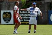 Guto testa time com novatos; Juninho fecha com o Ceará | Foto: Felipe Oliveira l EC Bahia