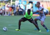 Com dois gols de Denilson, Vitória vence jogo-treino contra o Atlântico | Foto: Margarida Neide l Ag. A TARDE