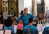 Orquestras ao ar livre nos sábados de verão agitam o Pelourinho | Foto: Anderson Moreira | Divulgação