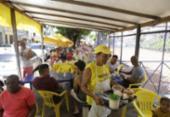 Feijoada no Beco do Cirilo atrai celebridades | Foto: Raul Spinassé / Ag. A TARDE