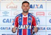 Chileno Mena chega focado em conquistas com a camisa do Bahia | Foto: Felipe Oliveira l EC Bahia