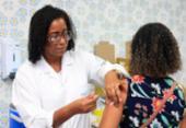Demanda esgota vacina antes do término de expediente em posto | Foto: Mila Cordeiro l Ag. A TARDE