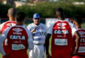 Bahia inicia defesa do título do Nordestão diante do Botafogo-PB | Foto: Felipe Oliveira l EC Bahia