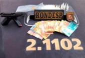 Suspeito de tráfico é morto em confronto com a PM em Brotas; comparsa é preso | Foto: Divulgação | SSP-BA