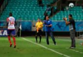 Confira as imagens de Bahia x Botafogo-PB pela Copa do Nordeste | Foto: