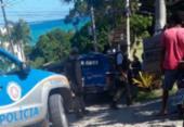 Bandido é morto e adolescente baleado após assalto a turistas na Bahia | Foto: Reprodução | Radar 64