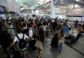 Anac pretende abrir processo para investigar falta de energia no aeroporto | Foto: Raul Spinassé | Ag. A TARDE