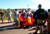 Homem morre após infartar dentro de ônibus durante ato pró Lula | Foto: Reprodução | Blog Rodrigo Ferraz