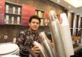 Cafeteria de rua é nova tendência de negócio em Salvador | Foto: Luciano da Matta l Ag. A TARDE