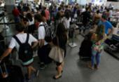 Aeroporto de Salvador é o líder no Nordeste em número de passageiros | Foto: Raul Spinassé | Ag. A TARDE