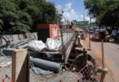 Obra do metrô é autorizada após polêmica com bambuzal | Foto: Raul Spinassé l Ag. A TARDE