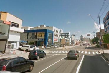 Policial militar se envolve em acidente de trânsito na avenida Manoel Dias