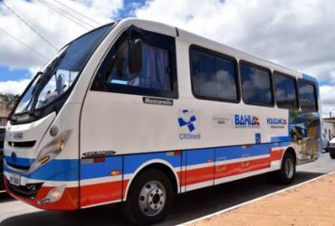 Morro do Chapéu recebe micro-ônibus para o transporte de pacientes à policlínica
