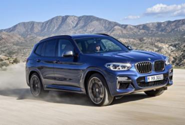 BMW anuncia pré-venda do X3 no Brasil