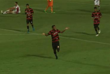Vitória goleia o Ituano e avança na Copa São Paulo