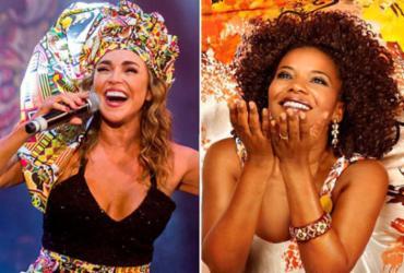 Daniela Mercury, Margareth e Mariene de Castro animam último dia de festival