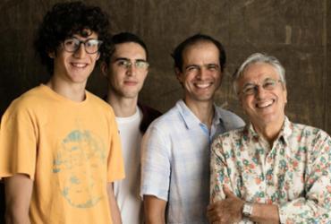 Família Veloso leva inéditas e clássicos à Concha Acústica neste sábado