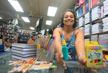 Ibametro faz fiscalização de material escolar