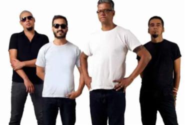Ricardo Cadinho, Thiago Trad, Fábio Cascadura e Du Txai: última formação é a que toca no show - Divulgação