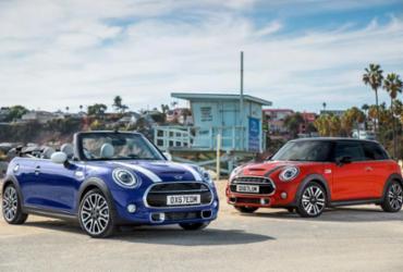 MINI hatch e Cabrio estreiam facelift