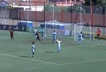 Vitória vence Londrina e se classifica às quartas da Copa SP