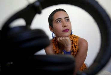 Cantora baiana investe em experimentação e ativismo em voo solo | Adilton Venegeroles / Ag. A TARDE