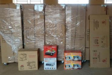 Associação comunitária de Brotas de Macaúbas é beneficiada com kit de panificação