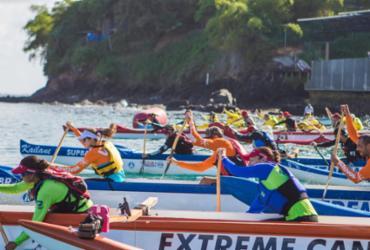 Desafio de canoagem movimenta a rota Salvador-Morro de São Paulo
