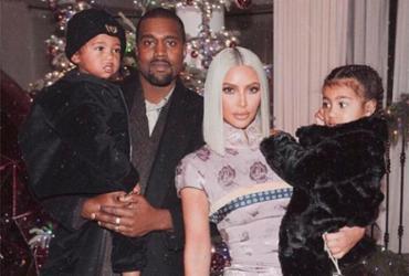 Nasce terceiro filho de Kim Kardashian com Kanye West