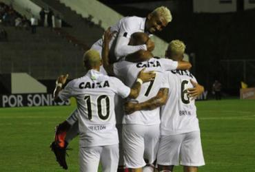 Vitória estreia com triunfo sobre Globo-RN na Copa do Nordeste