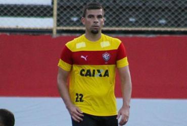 Vitória anuncia renovação com André Lima