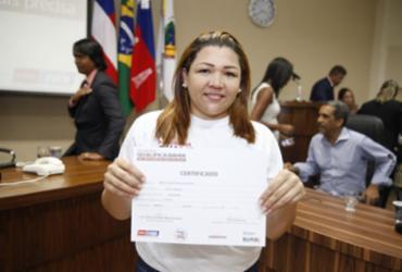 Profissionais de Candeias são certificados pelo Programa Qualifica Bahia
