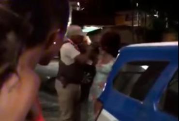 Polícia abre inquérito para apurar agressão de PM a mulher em Salvador