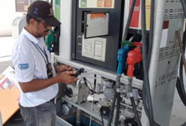 Fiscalização de postos de combustíveis é intensificada em Juazeiro