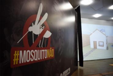 Parque da Cidade recebe ação educativa para combate ao Aedes aegypti