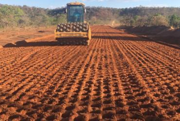 Produtores rurais recuperam mais de 220 km de estradas na Bahia