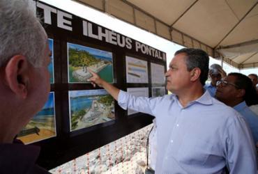 Ponte Ilhéus-Pontal irá desafogar o trânsito na área central de Ilhéus