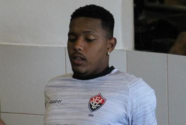 David vai passar por novos exames no Cruzeiro e tem futuro indefinido | Maurícia da Matta l EC Vitória l Divulgação