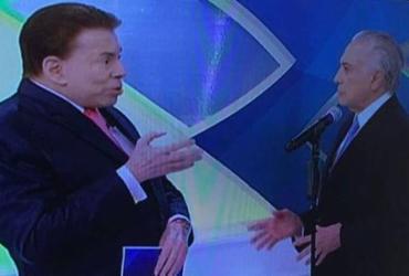 'Foi oportunidade única explicar Previdência no programa do Silvio Santos'