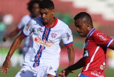 TEMPO REAL: veja os melhores momentos de Bahia de Feira 1 x 0 Bahia