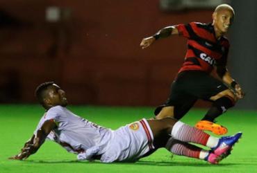 TEMPO REAL: confira os melhores momentos de Vitória x Juazeirense | Adilton Venegeroles | Ag. A TARDE