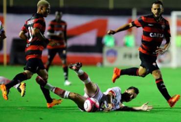 Com gol no final do 2º tempo, Vitória empata na estreia do Baianão | Adilton Venegeroles | Ag. A TARDE