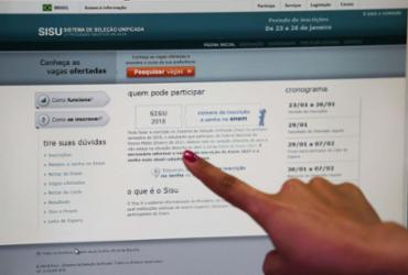 Instituições federais e estaduais oferecem 11 mil vagas pelo Sisu na Bahia | Adilton Venegeroles | Ag A TARDE | 22.01.2018