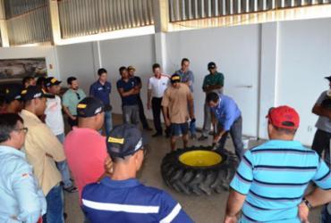Produtores do Oeste baiano são capacitados para atuarem no agronegócio