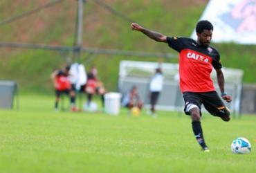Vitória anuncia retorno do atacante Rhayner | Joá Souza | Ag. A TARDE | 05.05.2015