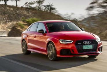 Audi RS 3 é compacto e (super) esportivo