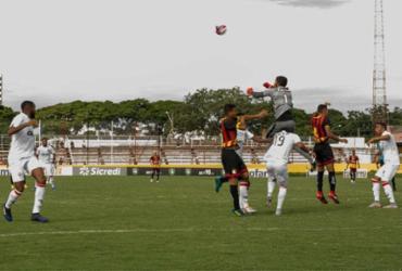 Vitória aplica nova goleada na Copa São Paulo