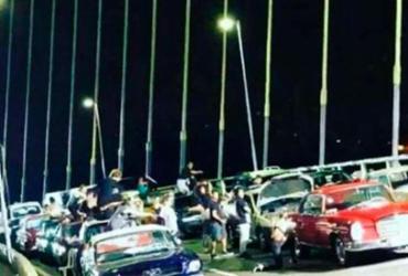 Gravação de abertura do 'Dancing Brasil' é marcada por acidente de moto